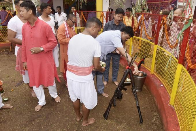 Navratri Celebrations Across India 2019
