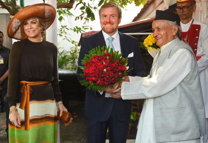 Netherlands King Willem-Alexander And Queen Maxima 5 Day Visit To India