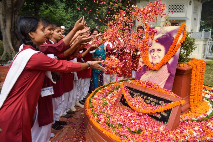 35th Death Anniversary Of Indira Gandhi