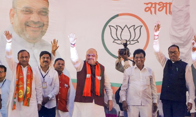 BJP-Maharashtra Assembly Election Campaign 2019