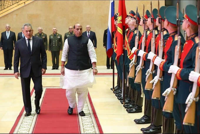 Defence Minister Rajnath Singh 3 Day Visit To Russia