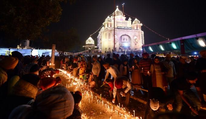 550th Birth Anniversary Of Guru Nanak Dev Ji