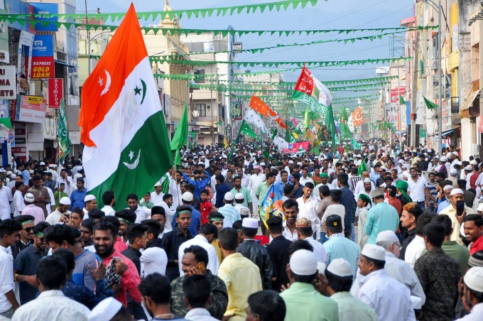 Eid Milad Un Nabi Festival Celebration 2019