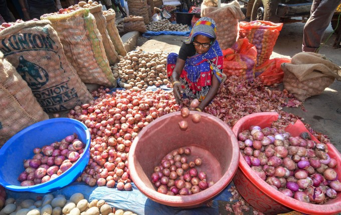 Onion Prices Increase 40% In 7 Days