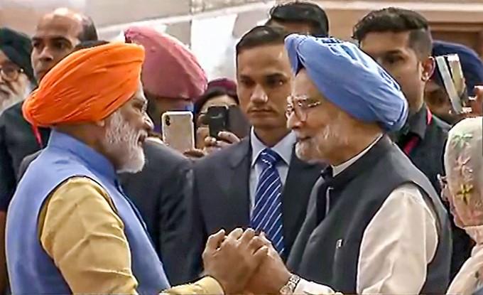 PM Narendra Modi Inaugurates Kartarpur Corridor