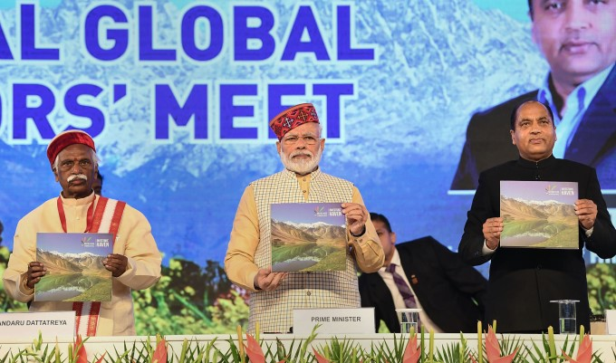 Global Investors Meet 2019 In Dharamshala