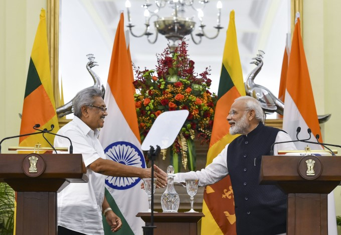 Sri Lankan President Gotabaya Rajapaksa 3 Days Visit To India