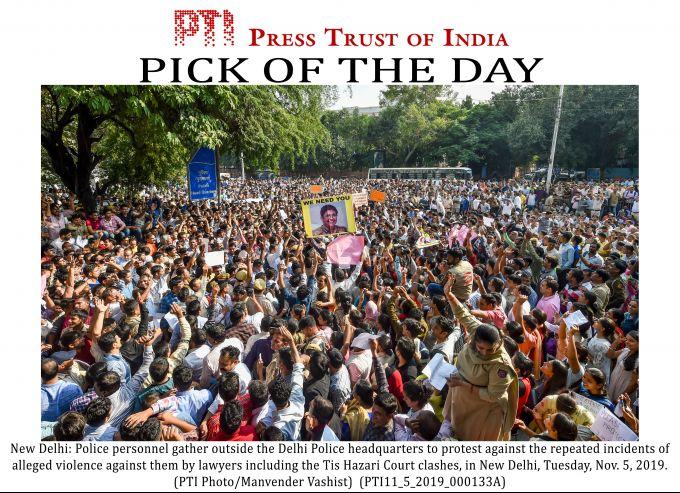 News In Photos (5 November 2019) | Photos Of Top News Today - Oneindia Gallery