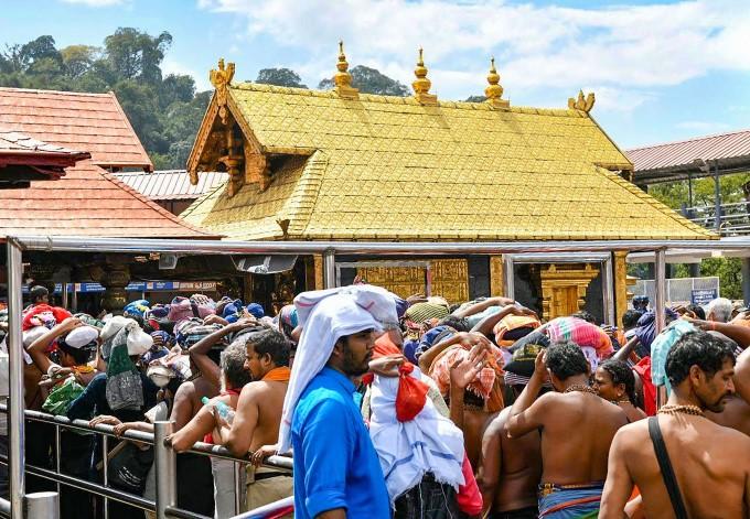 Sabarimala Temple Opens For Devotees 2019