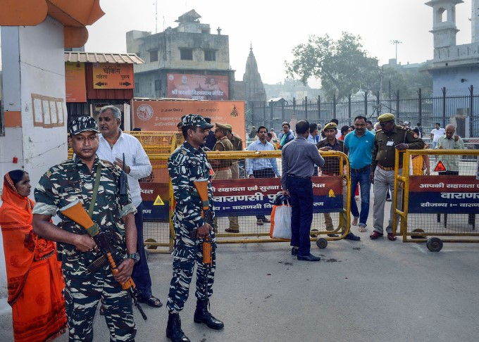 Ayodhya Verdict: Security Tight Across India