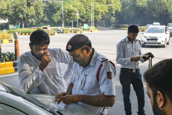 Odd-Even Scheme Back In Delhi