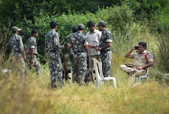 All 4 Accused Killed In Encounter By Hyderabad Police