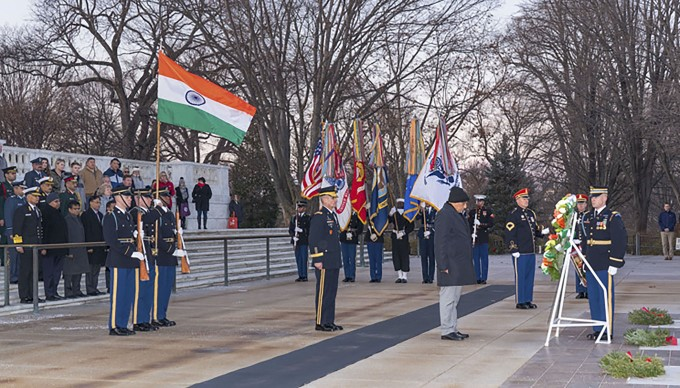 Defence Minister Rajnath Singh 4 Day Visit To U.S