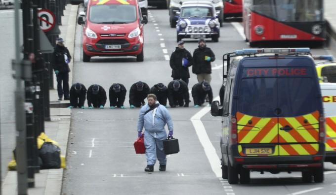 Second London Bridge Terror Attack