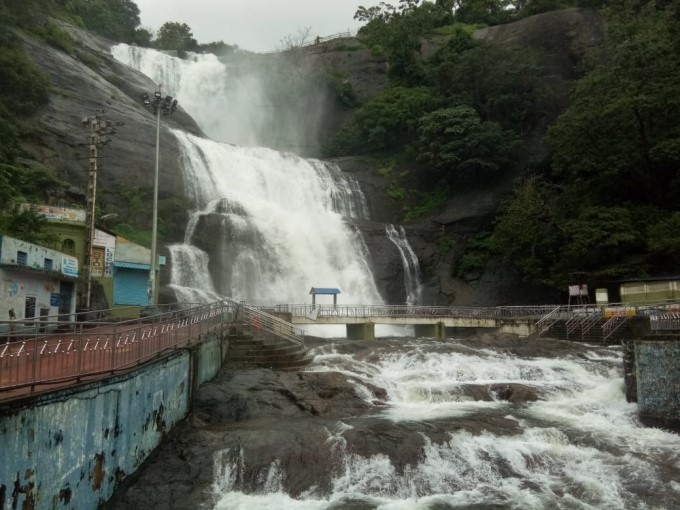 Heavy Rain Lashes All Parts Of Tamil Nadu