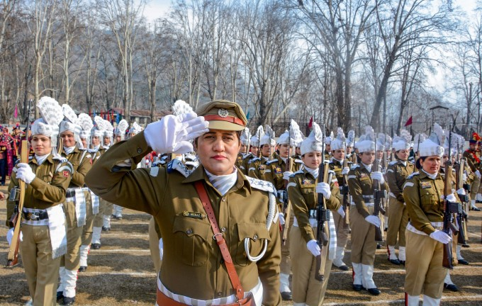 Republic Day Parade 2020 Rehearsal In New Delhi