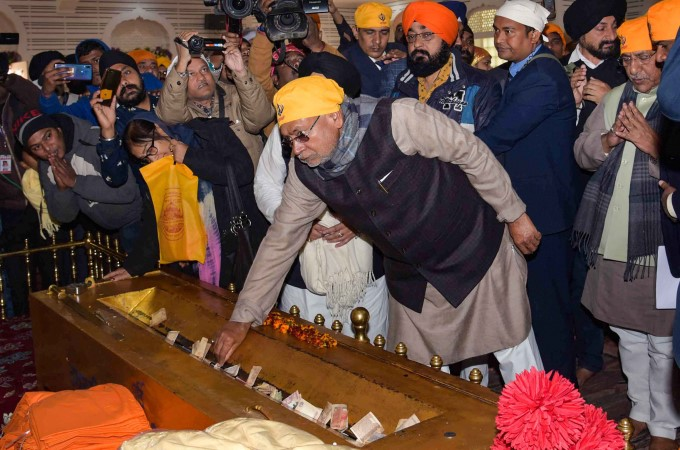 Guru Gobind Singh Birth Anniversary Celebrations 2020