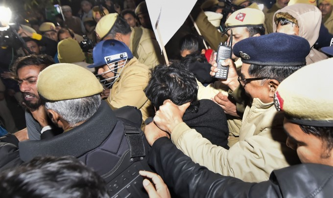 Student Protests Across Country Over JNU Violence