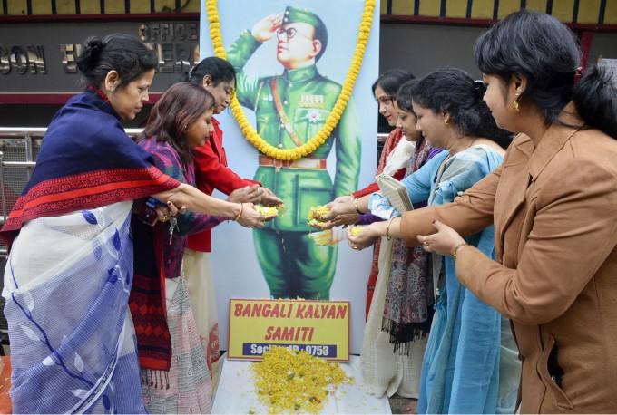 Netaji Subhas Chandra Bose 123rd Birth Anniversary