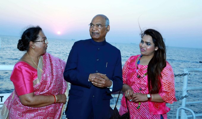 President Ram Nath Kovind 2 Day Visit To Kerala