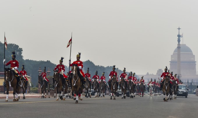 Beating Retreat Ceremony 2020
