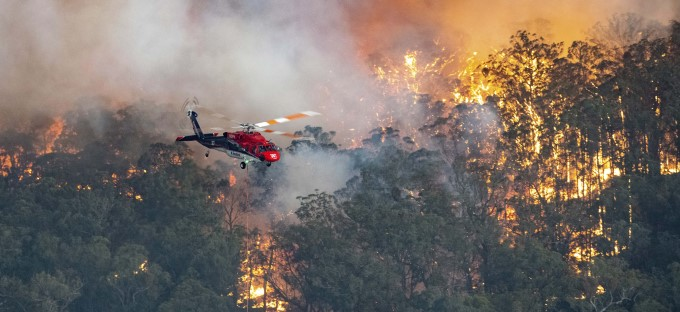 Bushfire In Australia 2020
