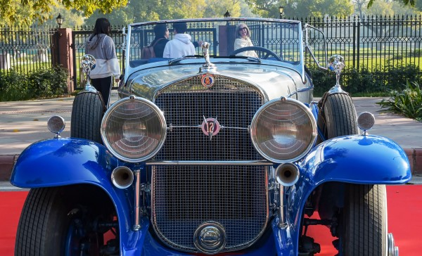 21 Gun Salute International Vintage Car Rally In New Delhi Photos: HD Images, Pictures, News Pics - Oneindia Photos