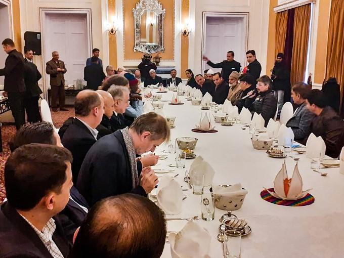 25 EU MPs On 2 Day Visit Jammu And Kashmir