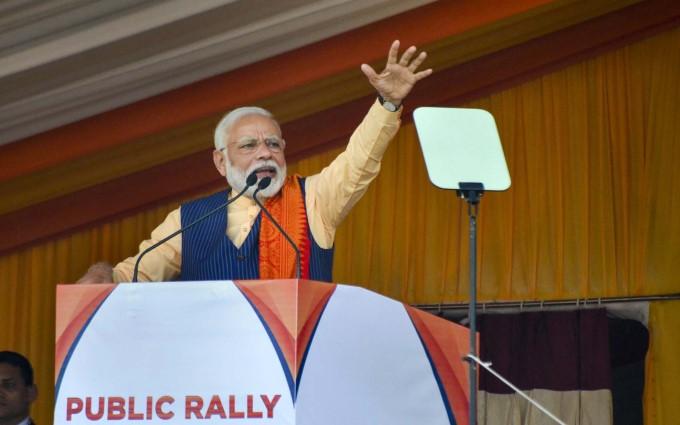 PM Modi Visits Assam To Celebrate Signing Of Bodo