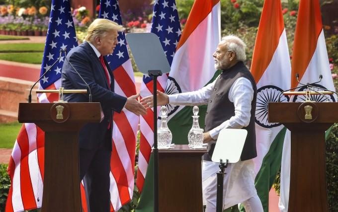 Namaste Trump - US President Donald Trump India Visit