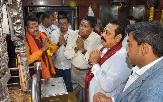 Sri Lanka PM Mahinda Rajapaksa 4 Day Visit To India