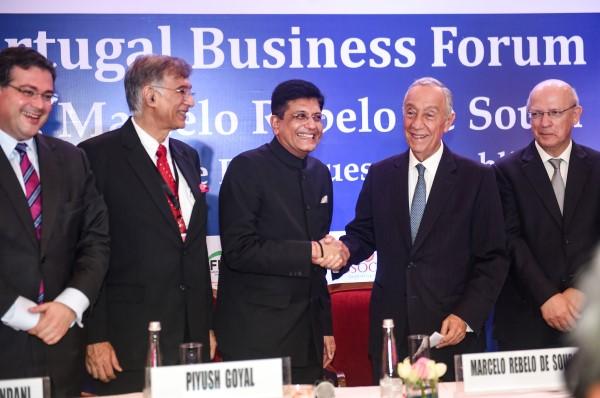 Portuguese President Marcelo Rebelo De Sousa 4 Day Visit To India