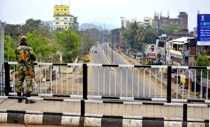 Janta Curfew Across India