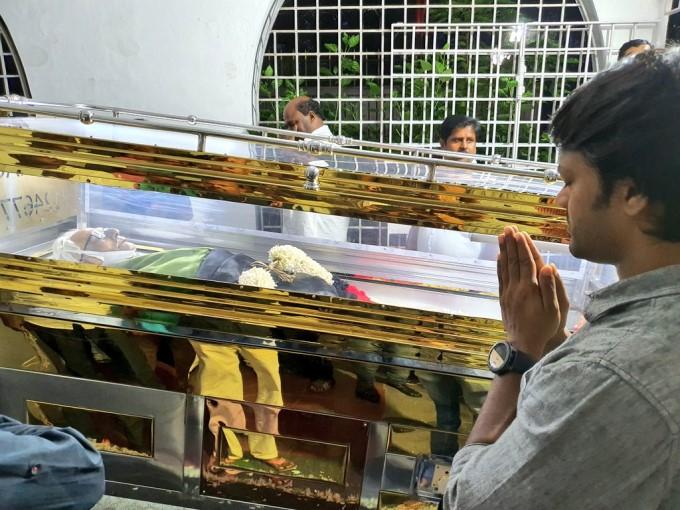 திமுக பொதுச்செயலாளர் அன்பழகன் 97 வயதில் காலமானார்