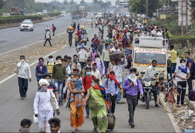 News In Photos (27 March 2020) | Photos Of Top News Today - Oneindia Gallery
