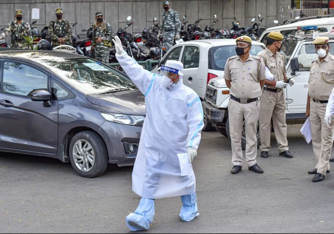 News In Photos (30 March 2020) | Photos Of Top News Today - Oneindia Gallery