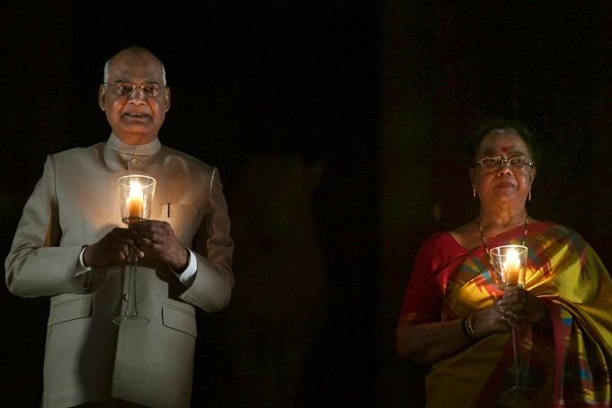 India Turned Off Lights For 9 Minutes On PM's Covid-19 Appeal