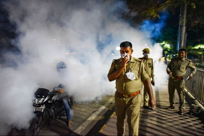 News In Photos (22 April 2020) | Photos Of Top News Today - Oneindia Gallery