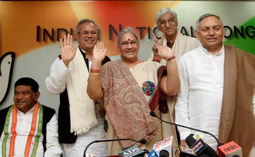 First Cheif Minister Of Chhattisgarh Ajit Jogi Passes Away File Photos