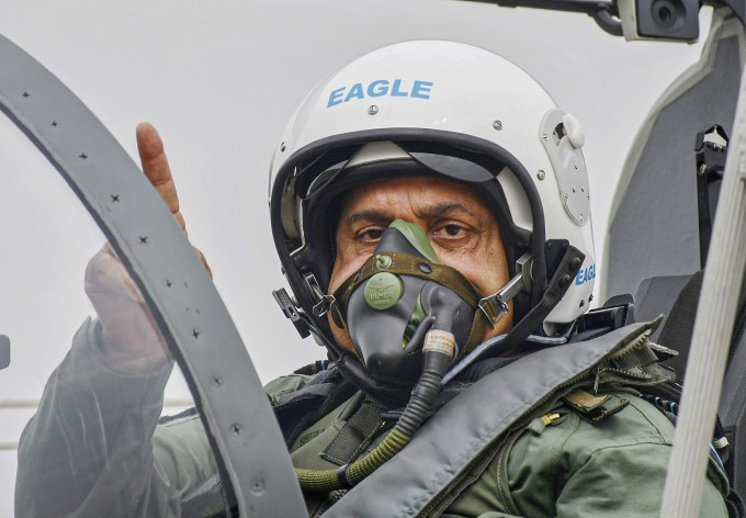 IAF Operationalises 2nd LCA Squadron In Sulur
