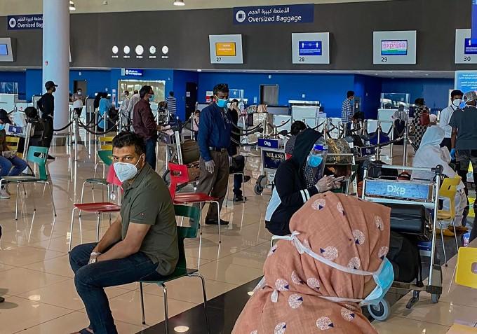 Indians Flying Back To India Under Vande Bharath Mission