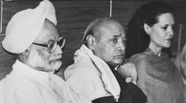 Manmohan Singh Rare Photos