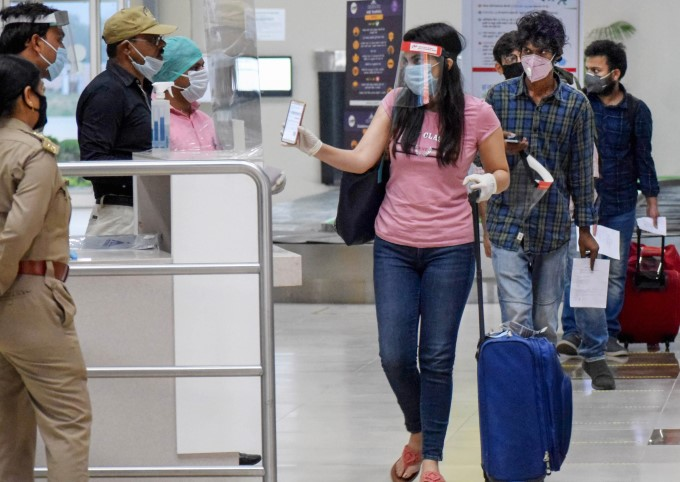 Domestic Flight Services Resume In India