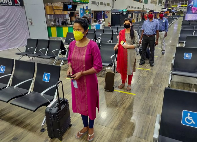 Chennai Airport Getting Ready For Domestic Flights Operation
