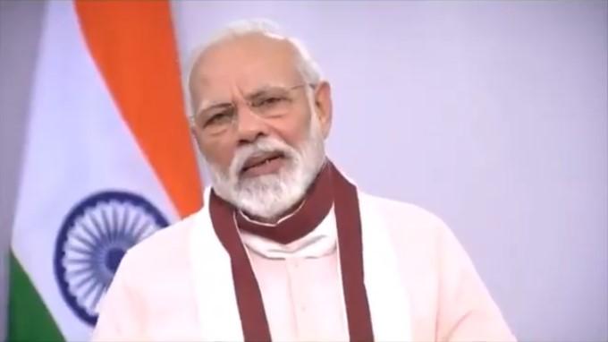 PM Narendra Modi Addresses Nation