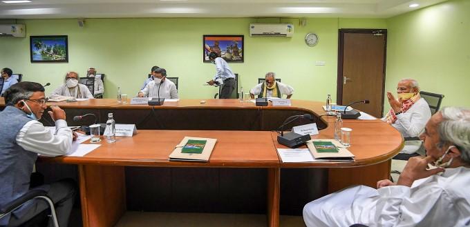PM Modi Visits Odisha After Cyclone Amphan Devastation