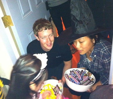 Unseen Pics Of Facebook Founder Mark Zuckerberg