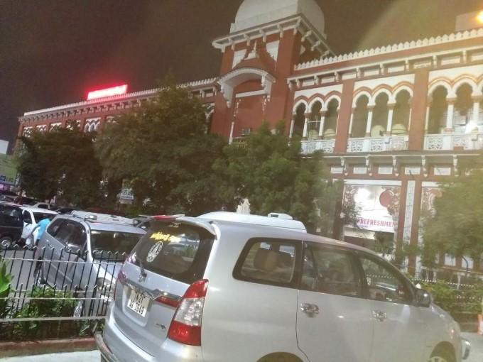 112வது பிறந்த நாளை கொண்டாடிய சென்னை எக்மோர் ரயில் நிலையம்