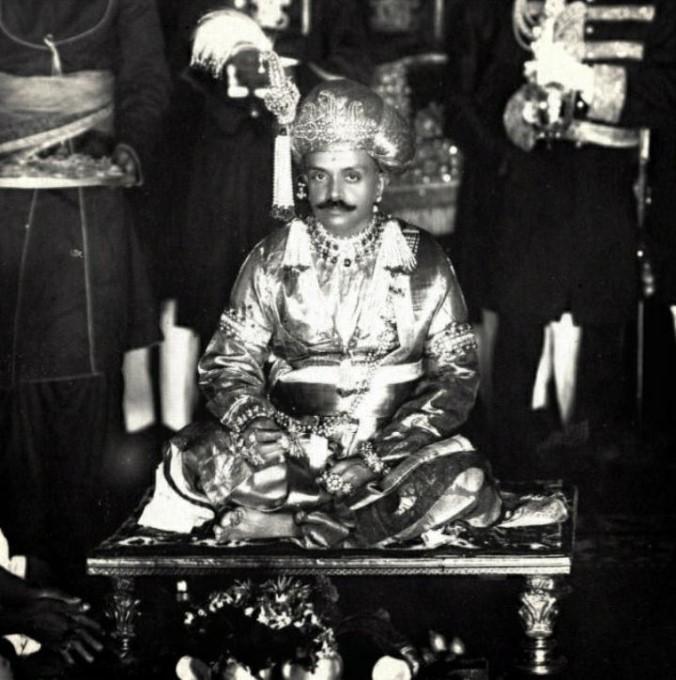 ನಾಲ್ವಡಿ ಕೃಷ್ಣರಾಜ ಒಡೆಯರ್ 136ನೇ ಜಯಂತಿ