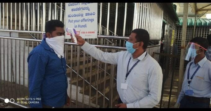 ಅನ್ ಲಾಕ್ 1.0: ಕರ್ನಾಟಕದಾದ್ಯಂತ ಭಕ್ತರಿಗೆ ಮುಕ್ತವಾದ ಧಾರ್ಮಿಕ ಕೇಂದ್ರಗಳು